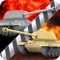 Tank frontale icon