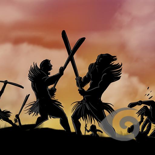 Ngā Atua Māori: Pakanga 漫畫 App LOGO-APP試玩