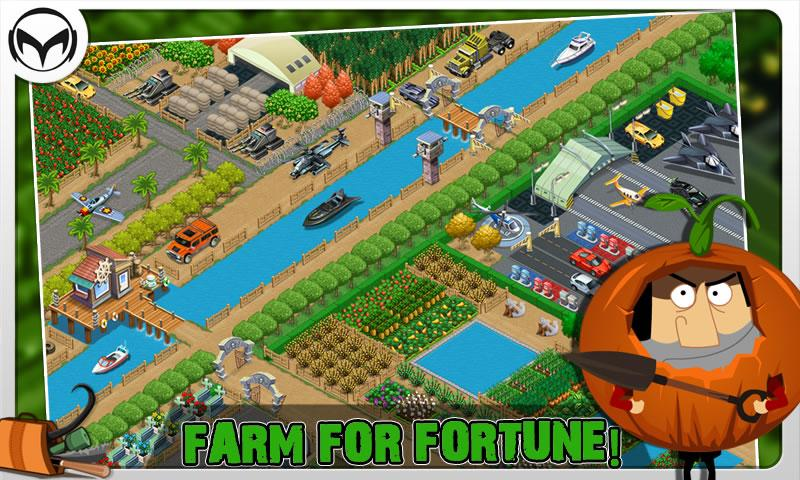 Mafia Farm - screenshot