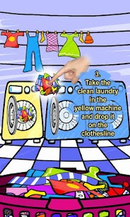 Wash Machine Free - screenshot thumbnail