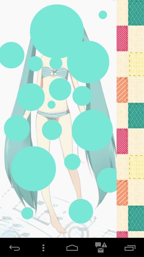 裸に見える画像のジェネレーター for Android - screenshot