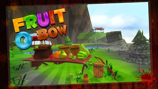 Fruit O Bow 3D - screenshot thumbnail