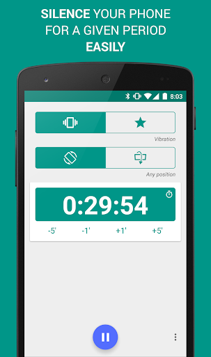 Simple Silent Timer