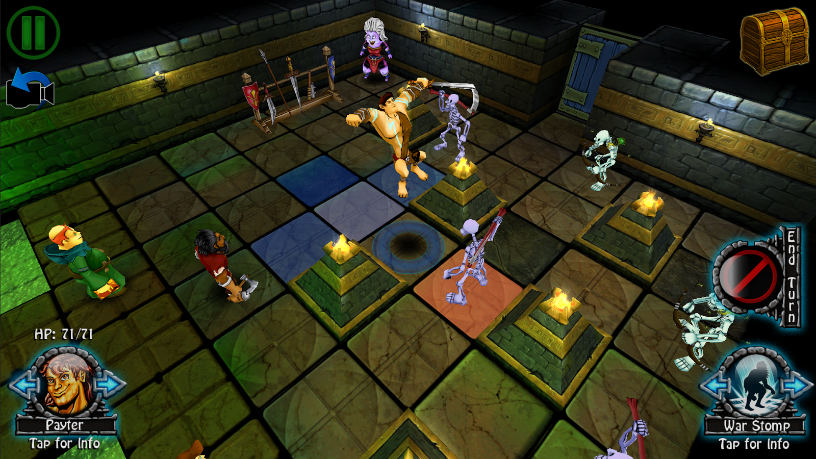 Dungeon Crawlers- screenshot