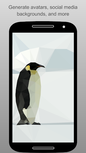 PolyGen - Create Polygon Art  screenshots 7