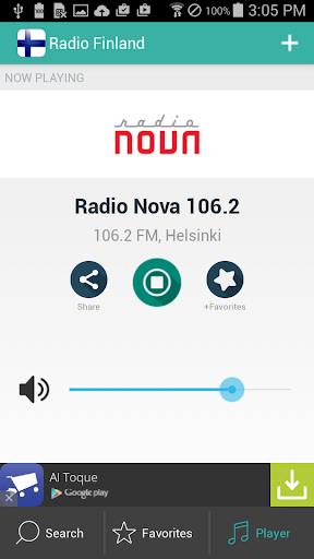 Radio Finland - Finnish Radio  screenshots 3