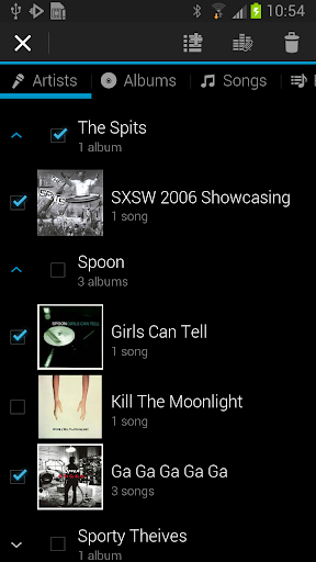 Rocket Music Player Premium v2.8.2.52 Apk