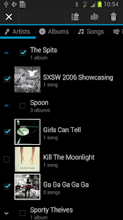 Rocket Music Player - screenshot thumbnail