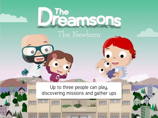 The Dreamsons - The Newborn