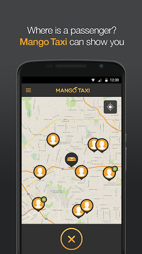 Mango Taxi Beta for Drivers
