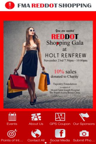 Red Dot Shopping