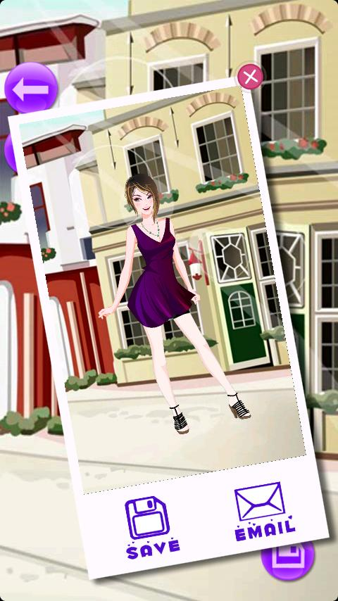 Fashion Designer: Stylish Girl - screenshot