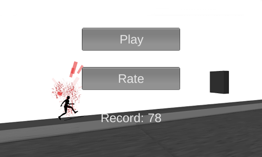 Stickman: Bloody Line Run
