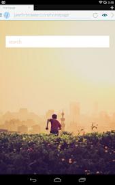 Javelin Browser Screenshot 7