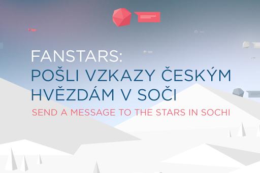 Fanstars - ČRo Sochi 2014
