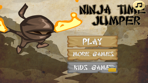 Ninja Time Jumper