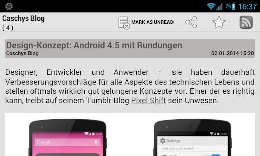 TTRSS-Reader – Apps bei Google Play
