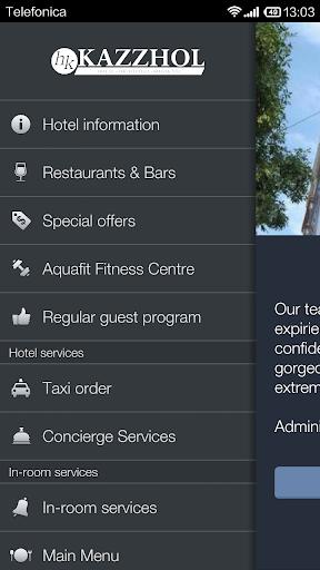 Kazzhol Hotels