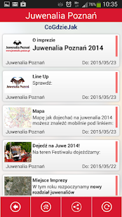 Juwenalia Poznań- screenshot thumbnail