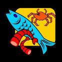 المأكولات والأطباق البحرية logo