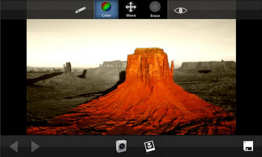 [Programmi Android] Download ColorUp Pro   Photo Editor v 2.2.0 APK, per modificare i colori delle foto