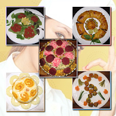 Menu of Chef Gilda