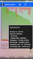 Screenshot of 2 Battery - Battery Saver