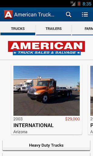 American Truck Sales Salvage