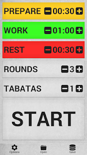 HIIT - Training Timer- screenshot thumbnail