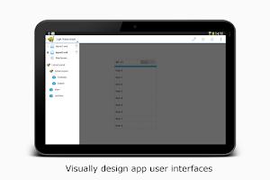 Screenshot of App UI Designer