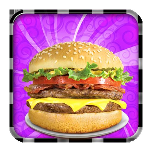 ハンバーガーメーカー - 子供のゲーム 休閒 App LOGO-APP試玩