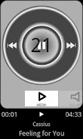 Screenshot of Car Music Player