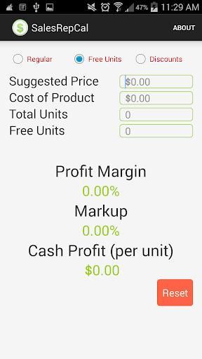 【免費工具App】SalesRepCal-APP點子