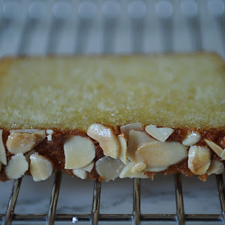 Almond Cake with Orange-Flower Water Syrup