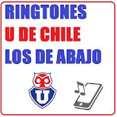 Ringtones Hinchada U de Chile