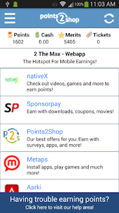 Points2Shop - screenshot thumbnail