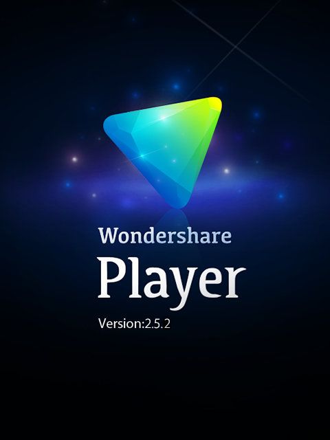 Wondershare Player ARMv6 Codec - screenshot