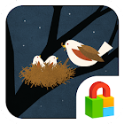 Baby Bird Dodol Locker Theme icon