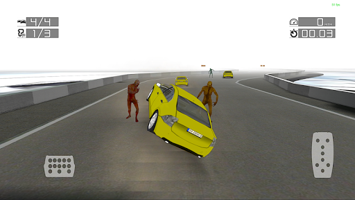 鬼道3D:马路杀手