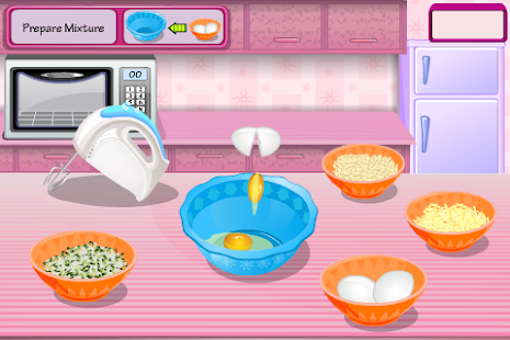 Zucchini Bites- screenshot thumbnail