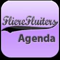 Flierefluiters Agenda icon