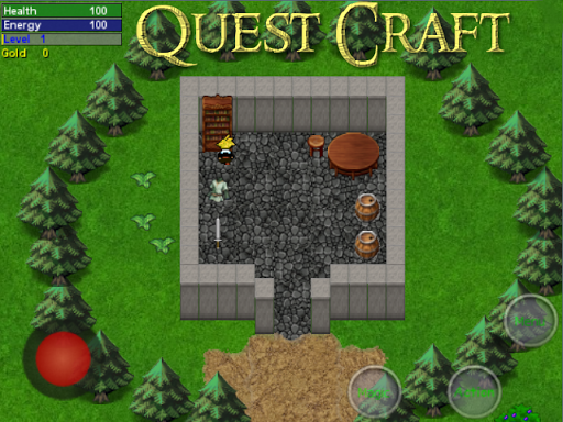 Quest Craft RPG