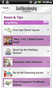 Good Housekeeping @Home - screenshot thumbnail