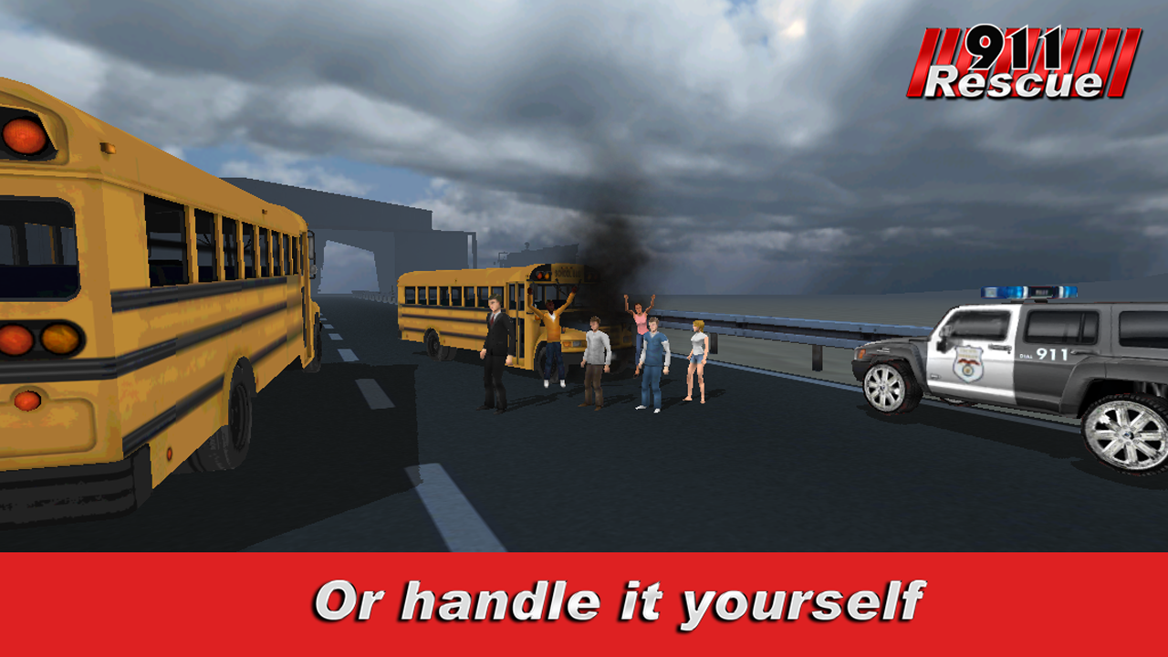 Car Simulator Games >> 911 Rescue Simulator 3D - Android Apps on Google Play
