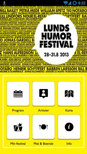 Lund Comedy Festival