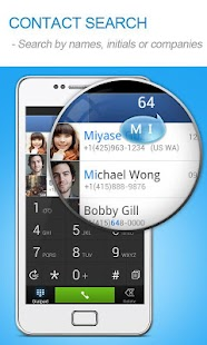 TouchPal Contacts - screenshot thumbnail