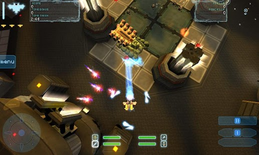 Steel Storm One- screenshot thumbnail