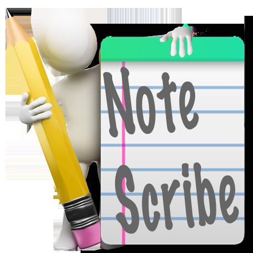 生产应用のノート、暗号化、音声認識、チェックリスト、フォルダ LOGO-記事Game