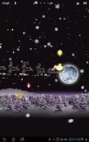 Screenshot of Christmas Live Wallpaper HD