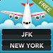 New York JFK Airport Flight Information Icon